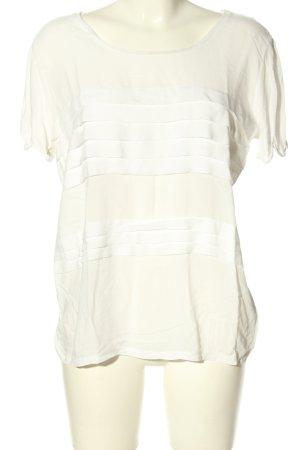 Mexx T-Shirt weiß Casual-Look