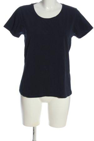 Mexx T-Shirt blau Casual-Look