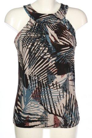 Mexx T-Shirt Allover-Druck Casual-Look