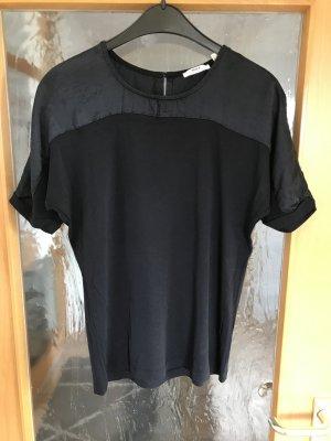 Mexx T-Shirt Gr S mit Satinstoff