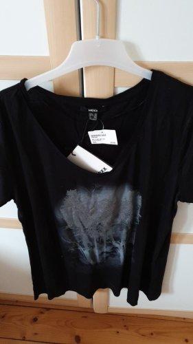 Mexx T Shirt schwarz neu