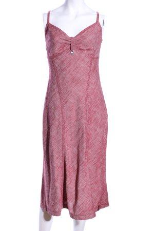 Mexx Trägerkleid pink-rot meliert Elegant