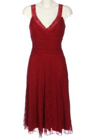 Mexx Trägerkleid rot Elegant