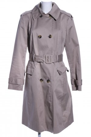 Mexx Trenchcoat hellgrau Casual-Look