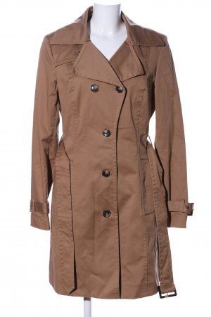 Mexx Trenchcoat braun Business-Look