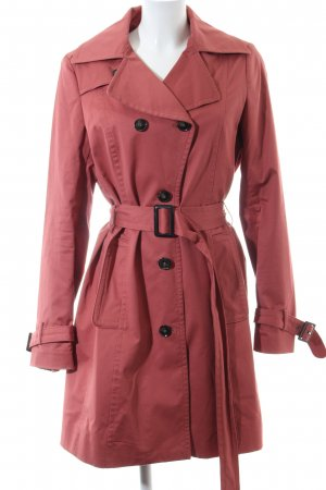 Mexx Trench rosso stile casual
