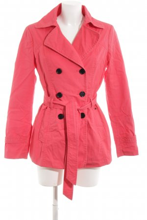 Mexx Trenchcoat pink Casual-Look