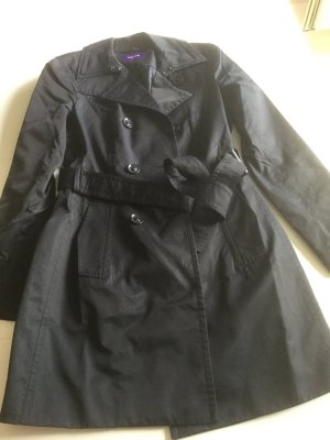 Mexx Trench Coat black
