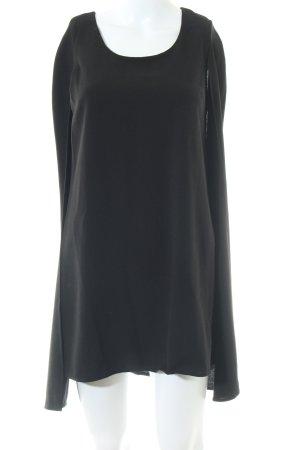 Mexx Tunikakleid schwarz Elegant