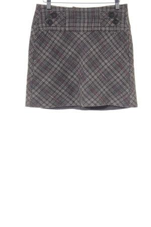 Mexx Tweed Skirt glen check pattern Brit look