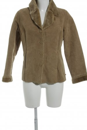 Mexx Winterjacke camel Street-Fashion-Look