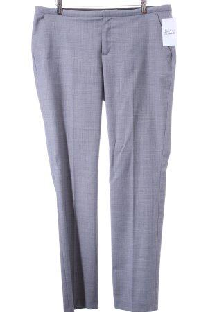 Mexx Wollhose weiß-blau klassischer Stil