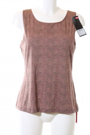 mey Basic Top bronzefarben Casual-Look