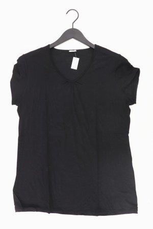V-Neck Shirt black viscose