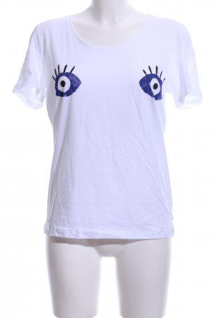 mey T-Shirt Motivdruck Casual-Look