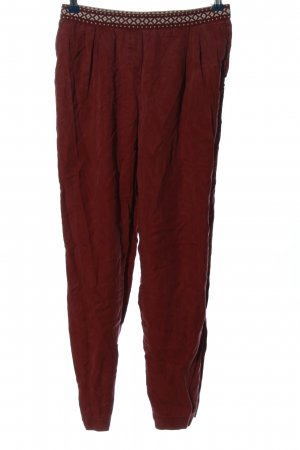 Mi&Co Baggy Pants red casual look