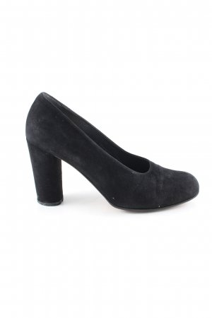 Mia Jahn High-Front Pumps black business style