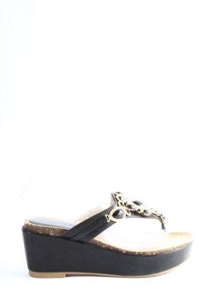 Mia & Jo Wedges Sandaletten