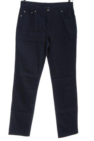 mia linea Tube Jeans blue striped pattern casual look