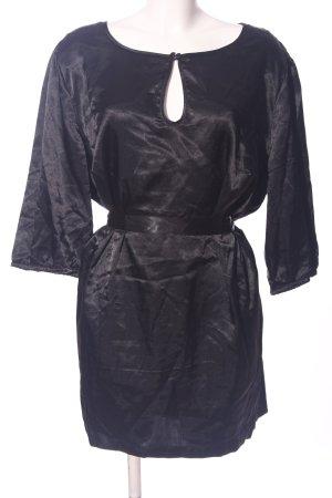 mia linea Shirt Tunic black business style