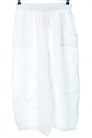 Miami Linen Pants white casual look