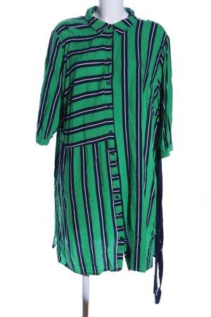 MiaModa Hemdblusenkleid Streifenmuster Casual-Look