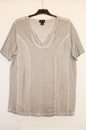 MiaModa Shirt grau