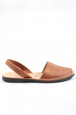 Mibo Sandalo comodo marrone stile casual