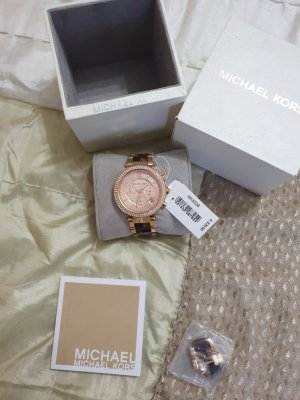 Michael Kors Watch Clasp rose-gold-coloured
