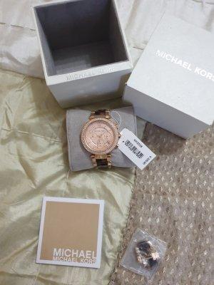 Michael Kors Stojak na zegarek w kolorze różowego złota