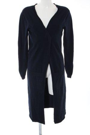 Micha Lounge Cardigan dunkelblau Casual-Look