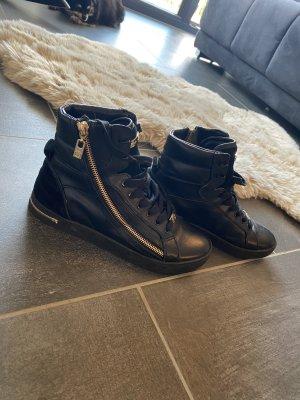 Michael Kors Heel Sneakers black