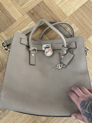 Michael Kors Shoulder Bag beige