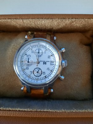 Michael Kors Analog Watch silver-colored-light brown