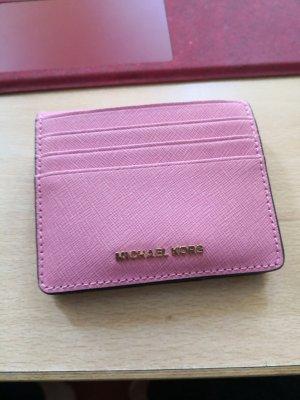Michael Kors Custodie portacarte rosa