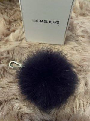 Michael Kors Porte-clés brun pourpre-argenté