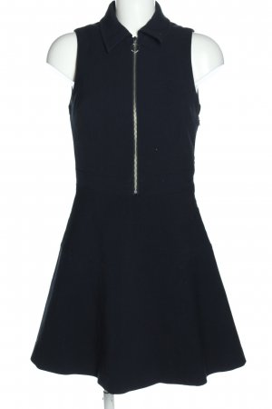 Michael Kors A-Linien Kleid blau Casual-Look