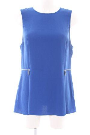 Michael Kors A-Linien Top blau Casual-Look