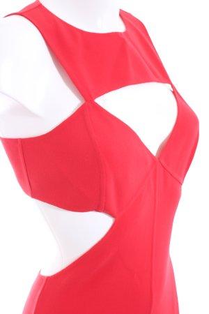 Michael Kors Abendkleid rot Elegant