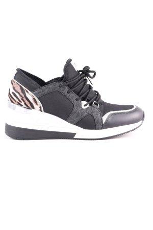 Michael Kors Absatz Sneaker mehrfarbig Casual-Look