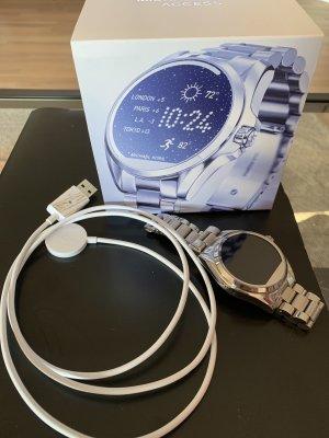 Michael Kors Digital Watch silver-colored metal