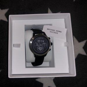 Michael Kors Reloj digital negro-color plata