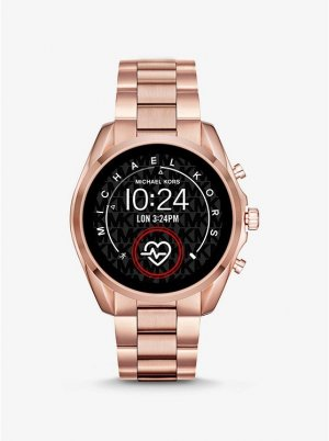 Michael Kors Digital Watch nude metal