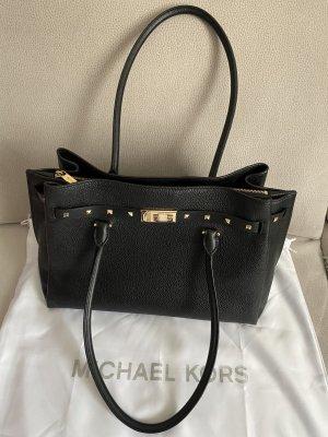 Michael Kors Addison Tasche mit Nieten & Original-Staubbeutel