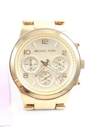 Michael Kors Montre analogue doré style d'affaires