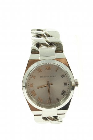 Michael Kors Analog Watch silver-colored business style