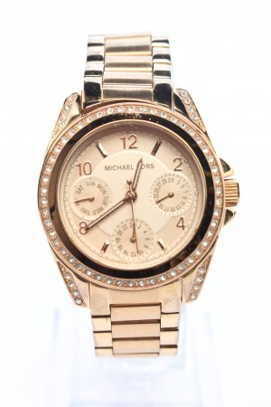 Michael Kors Analoguhr goldfarben Casual-Look