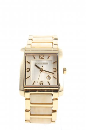 Michael Kors Analog Watch gold-colored casual look