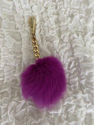 Michael Kors Porte-clés doré-violet