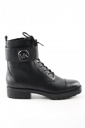 Michael Kors Low boot noir style d'affaires